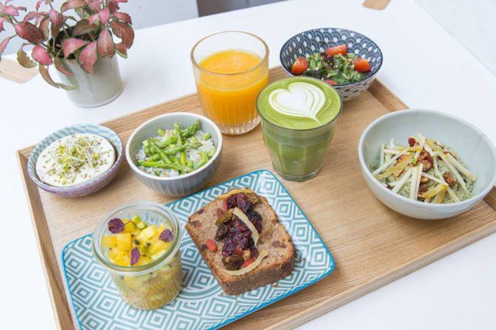 Photo petit déjeuner chez Umami Paris