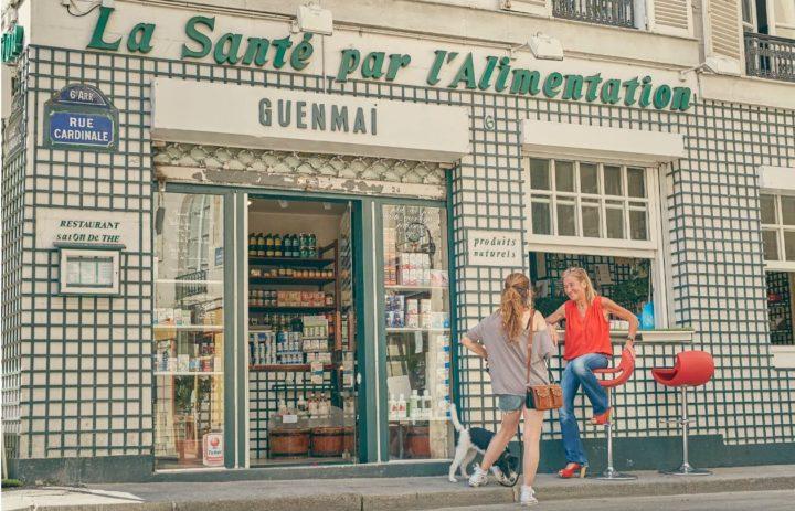 restaurant Guenmai