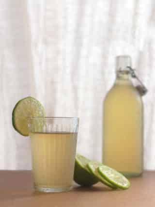 Recette moringa detox green water