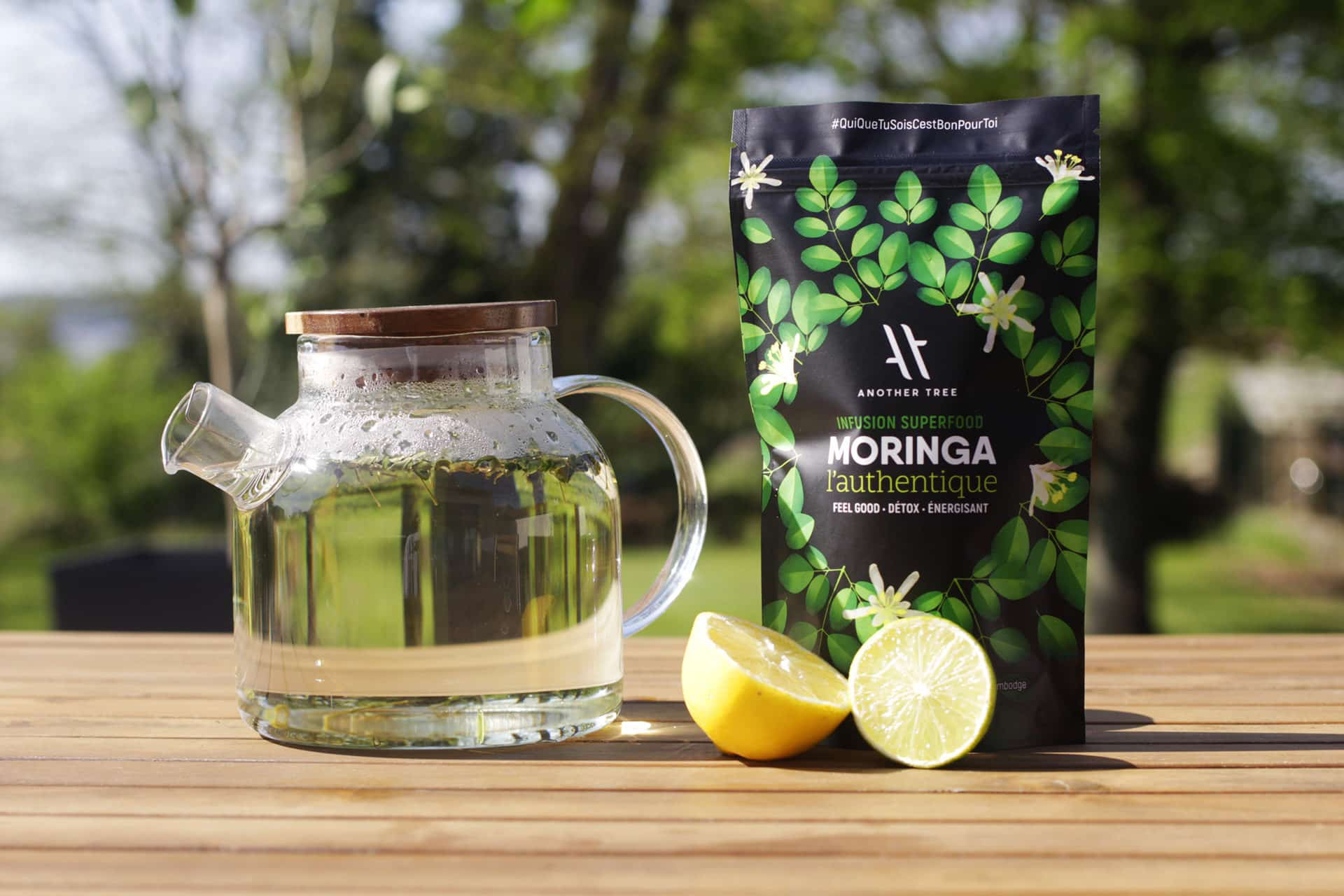 cure detox moringa