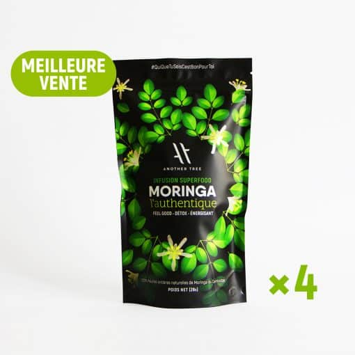 photo moringa l'authentique cure 1 mois