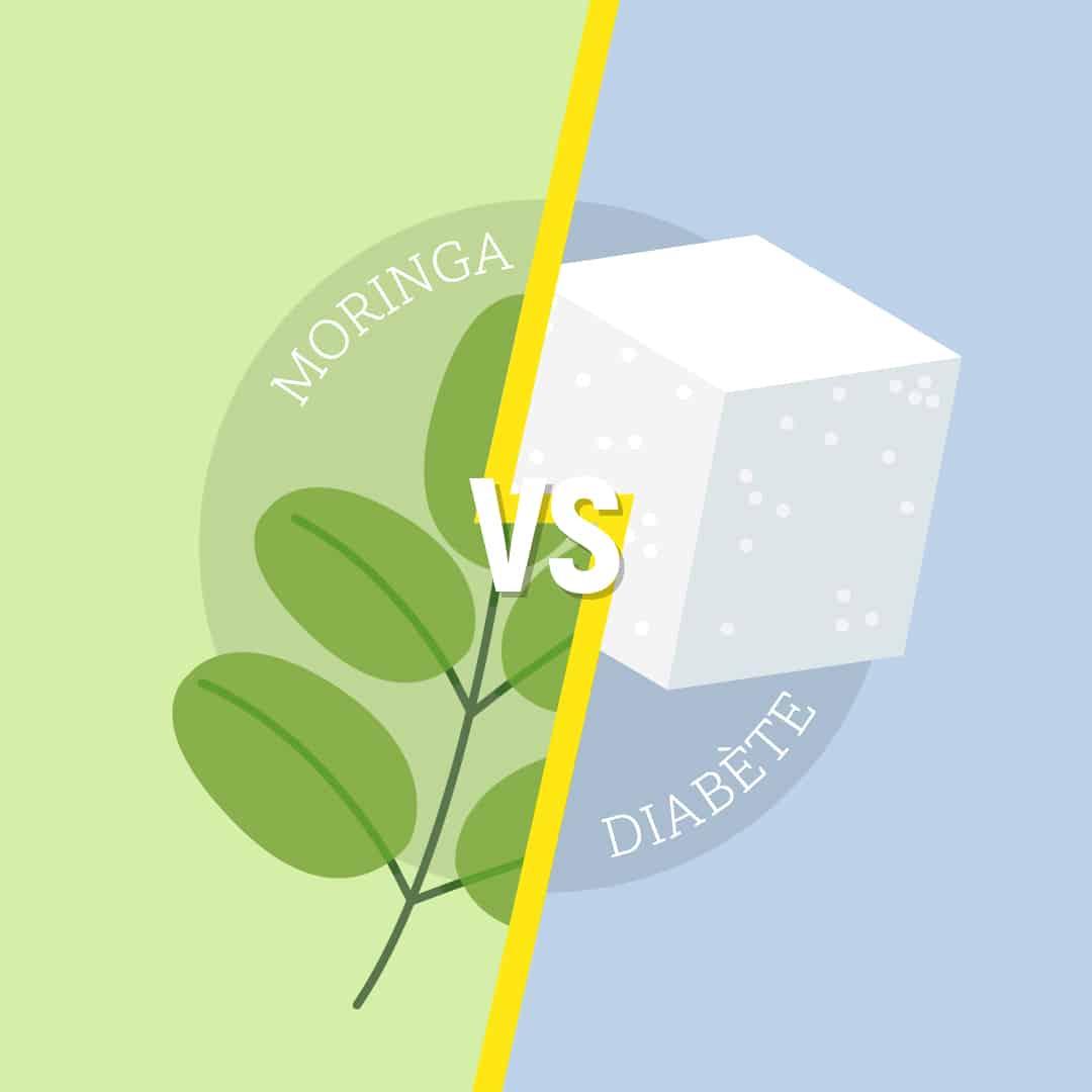 Moringa et diabète : le combat