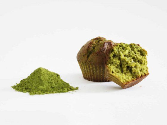 poudre moringa muffin
