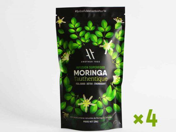 Cure Moringa feuilles 1 mois cure énergie et détox