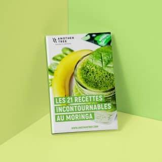 Cover e-book recettes Moringa