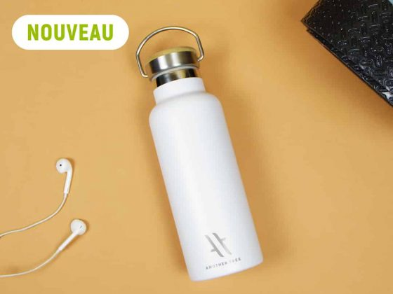 gourde isotherme recyclable aothertree