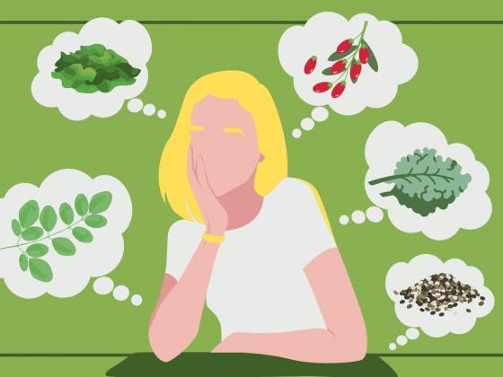 Top 5 des superfoods pour perdre du poids