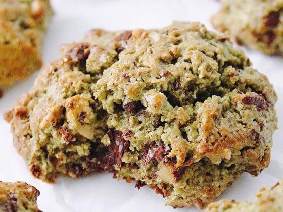 Cookies au Moringa